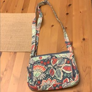 10 by 7 inches Vera Bradley bag